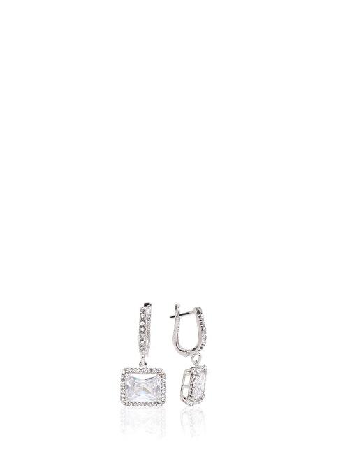 Beymen Collection Küpe Gümüş